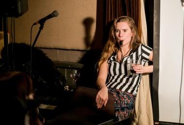 Fair, impartial, sober referee Charlotte Mykura